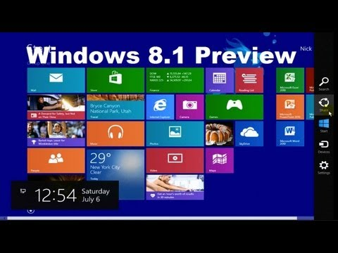 Windows Preview Tricks Tutorial Review