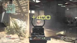 Call of Duty: Modern Warfare 3 Online Gameplay: Team Deathmatch on Dome - Xbox 360