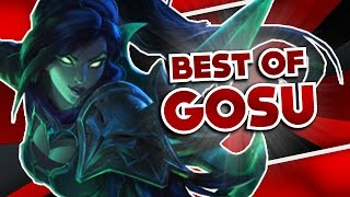Best Of Gosu - The Vayne Carry   League Of Legends