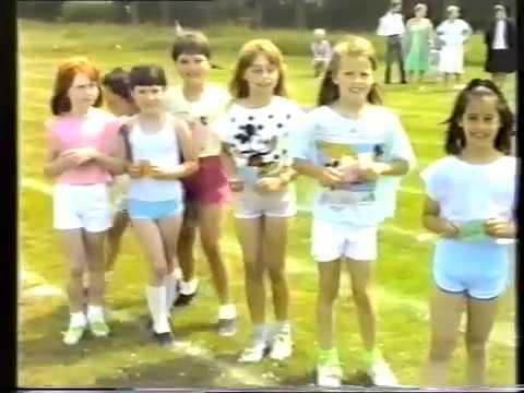 St.Teresas 1989 sports day
