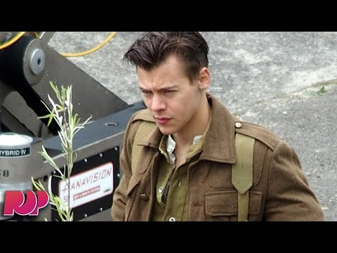 """Harry Styles Is A WWII Soldier In New Film """"Dunkirk"""""""