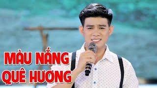 Màu Nắng Quê Hương - Lâm Quang Long | Nhạc Trữ Tình Bolero (MV HD)