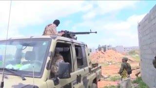 قوات فرنسية وأميركية في قاعدتين جويتين بليبيا