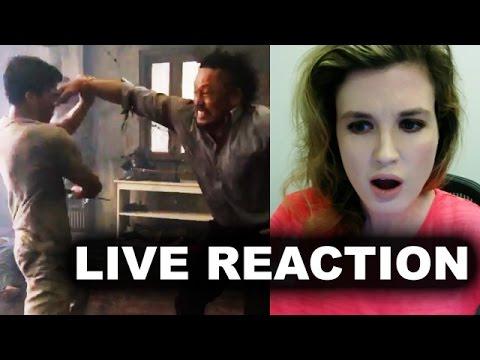 Headshot Trailer Reaction - Iko Uwais 2016 poster