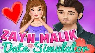 ZAYN MALIK DATING SIMULATOR! | Fun games for girls