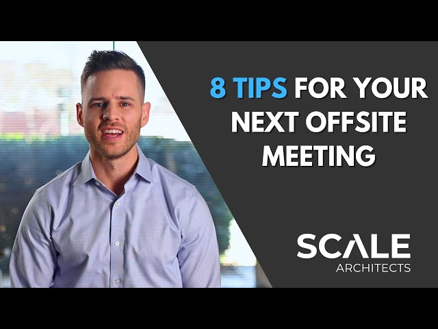 8 simple ways to make your next offsite and unparalleled success