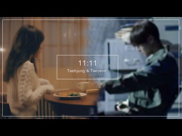 Taehyung & Taeyeon - 11:11