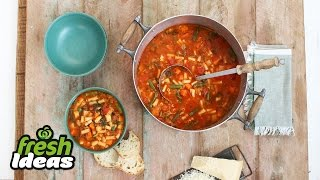 Minestrone Soup - One Pot