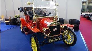 1911 Ford T Tourabout - Exterior and Interior - Retro Classics Stuttgart 2018