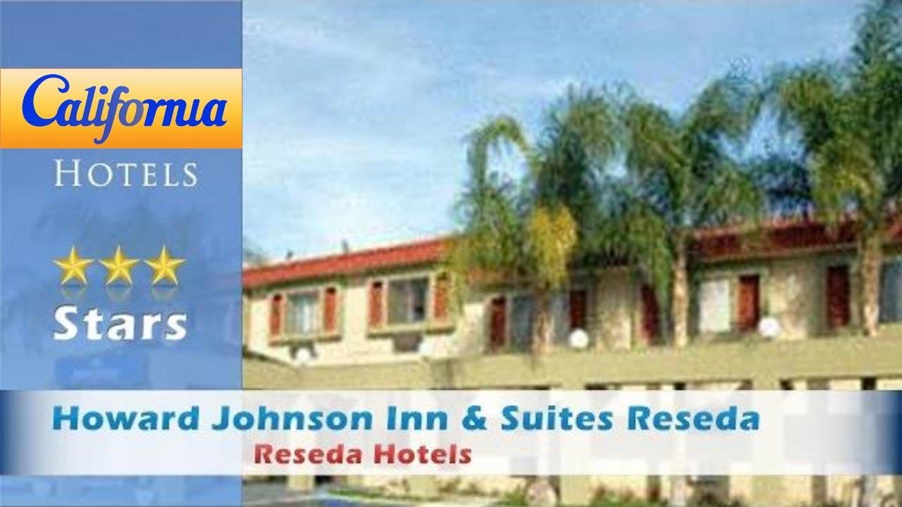 Howard Johnson Inn Suites Reseda Hotels California