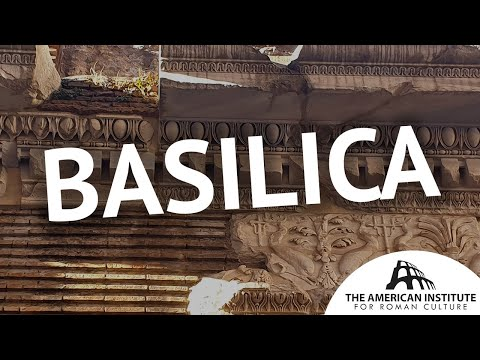 The greatest Basilicas in Ancient Rome - Ancient Rome Live