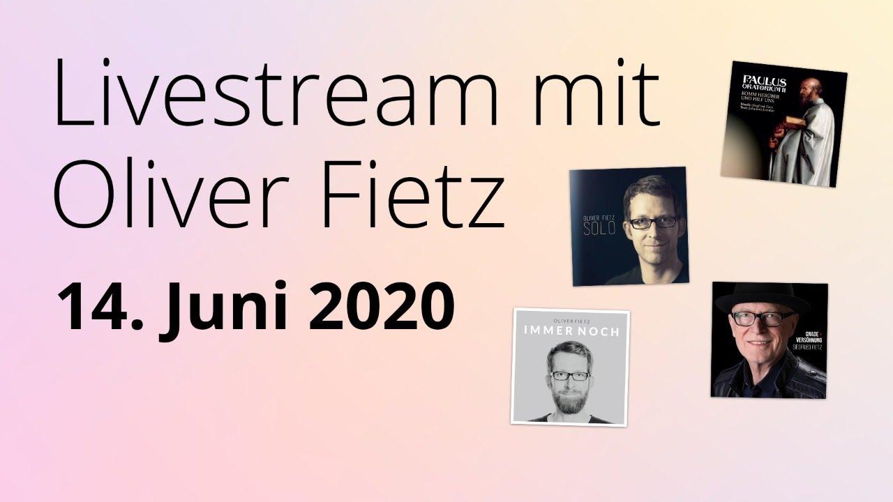 Online-Konzert am 14.06.2020