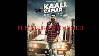 Kaali Camaro [Bass Boosted] | Amrit Maan | Latest Punjabi Song 2016 | Deep Jandu
