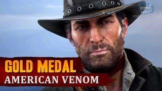 Red Dead Redemption 2 Ending - American Venom [Gold Medal]