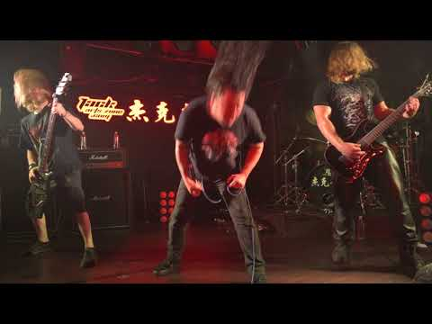 Devourment - Live in Taipei [Full set] 2017 Oct 26