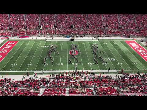 Ohio State Marching Band 'Floss' move came from director's son dancing in kitchen