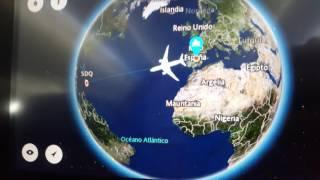 787 Dreamliner de Aireuropa MAD-SDQ* Madrid-Santo Domingo