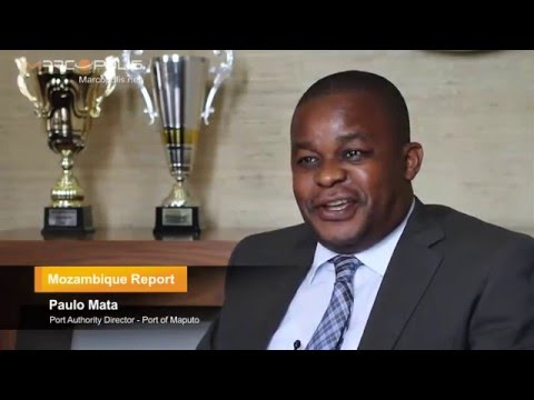 Maputo Port Development Company: Interview with Paulo Mata from Port of Maputo
