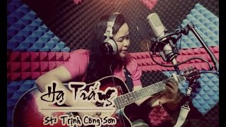 Túy Hoa Guitar - Hạ Trắng - Guitar Acoustic Version