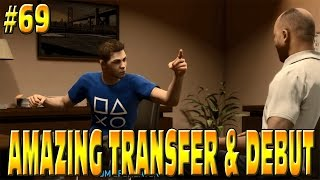 FIFA 15 MY PLAYER: AMAZING TRANSFER & DEBUT!! #69 Career Mode