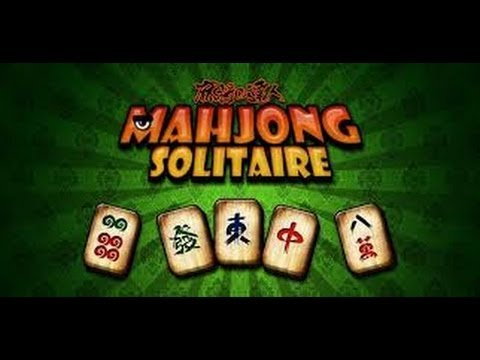 Mahjong Solitaire HD Gameplay Trailer Android