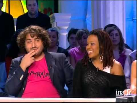Mouloud Achour et China - Archive INA