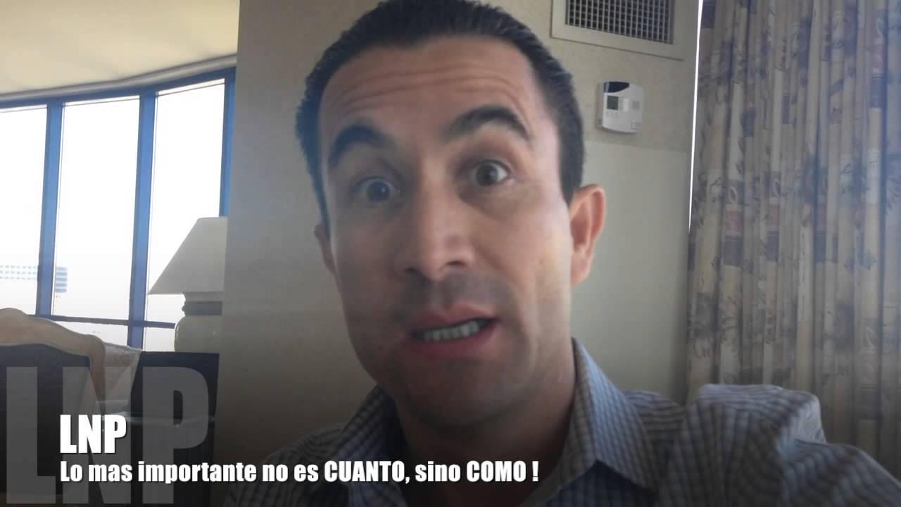 281 LNP Lo Mas Importante no es CUANTO, sino COMO por Luis R Landeros