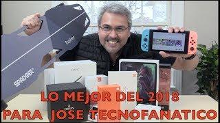 Los mejores productos  del 2018 para JoseTecnofanatico por categoría