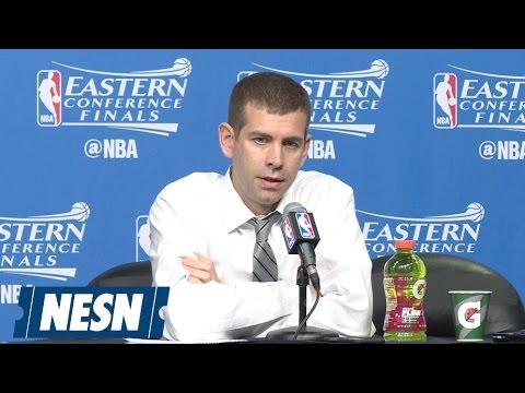 Brad Stevens Full Game 2 Eastern Conference Finals Postgame Presser