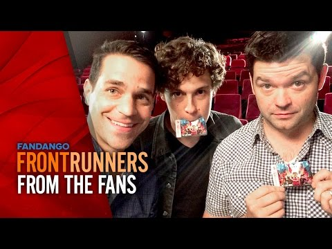Phil Lord, Christopher Miller - The Lego Movie | Fandango FrontRunners Season 3 (2015) Mp3