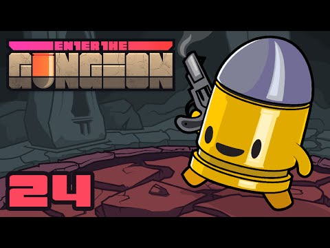 No Love For Rocket Roll - Let's Play Enter The Gungeon - Gameplay Part 24
