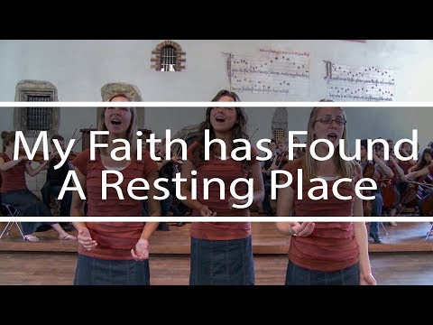 My Faith has Found A Resting Place | Fountainview Academy | The Great Controversy