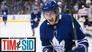 Chris Johnston joined Tim and Alex to discuss the roster decsions t...