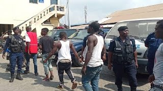 Bank Worker arreted in connection with bank r0bbery in Achimota