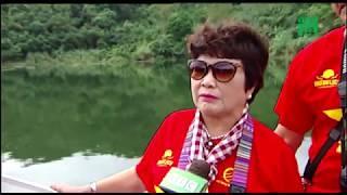 Chiêm ngưỡng núi rừng Na Hang trùng điệp ở Tuyên Quang | VTC14