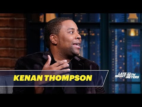 Kenan Thompson Recaps Kanye West's Unaired SNL Pro-Trump Spe