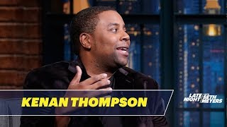 Kenan Thompson Recaps Kanye West