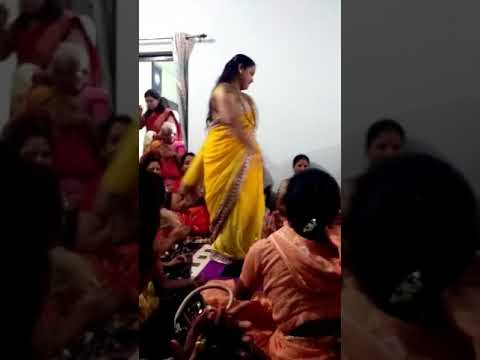 Be Happy# Enjoy Ladies# Balma Tu Bada Vo H #haldwani Namkarn Ceremony