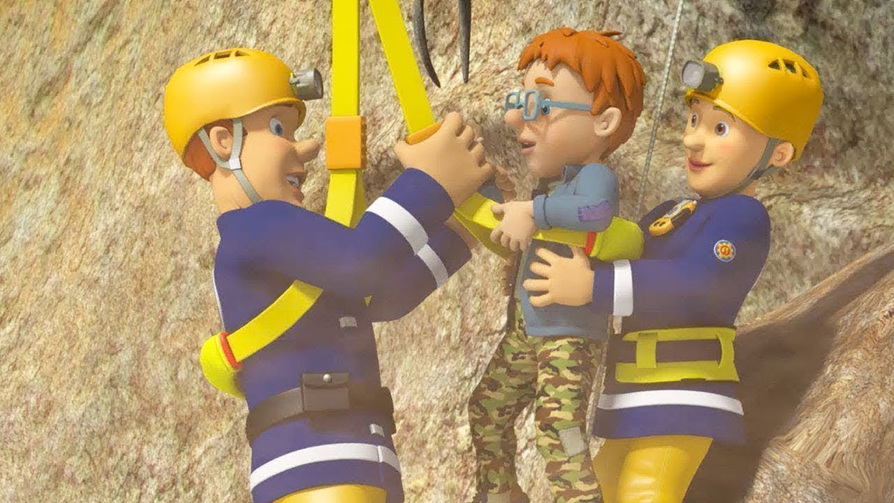 Kastélyok és királyok | Sam a tűzoltó ⭐️ Epizódok összeállítása | Rajzfilmek gyerekeknek