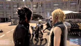 FINAL FANTASY XV - Battle Gameplay First Look (E3 2013)
