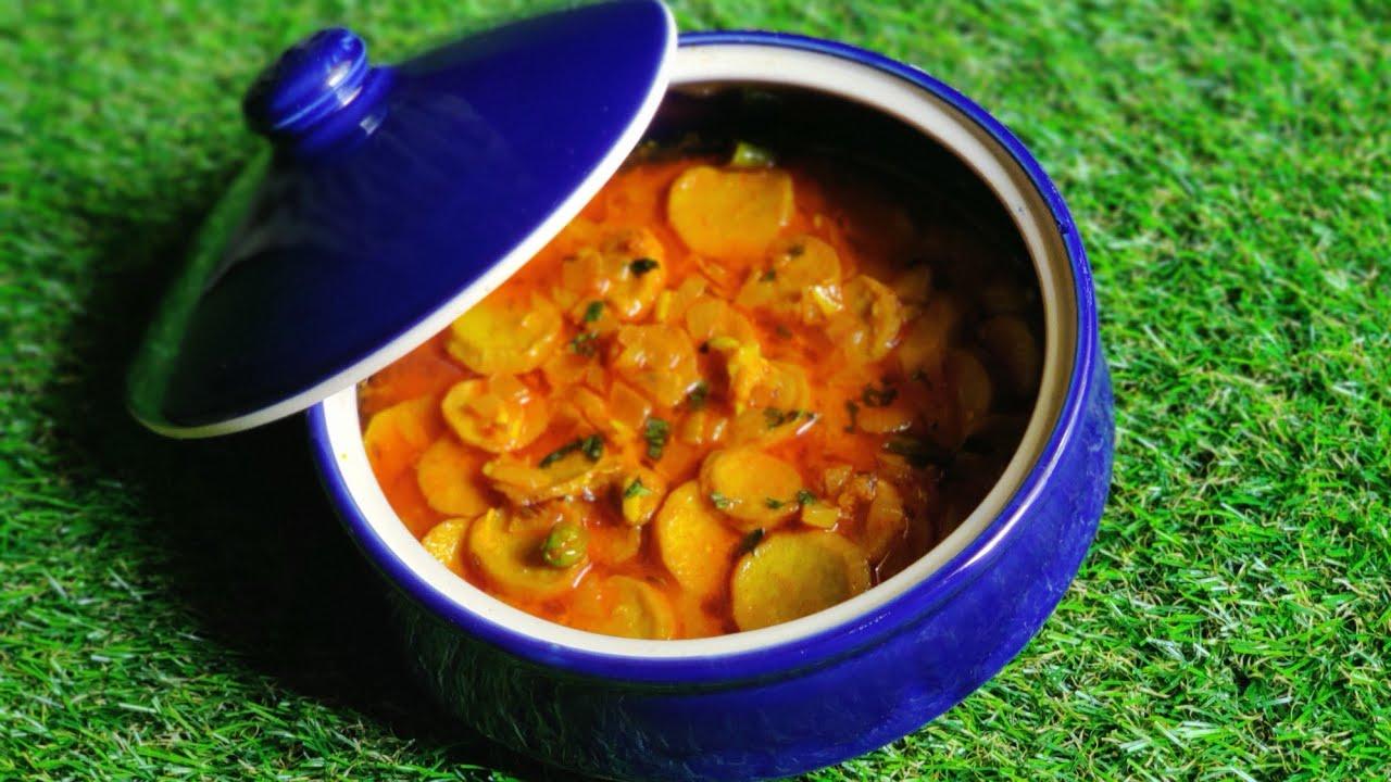 Arbi ki sabzi recipe/ tasty taro root curry/अरबी की सब्जी/दही की ग्रेवी में बनाए अरबी की सब्ज़ी