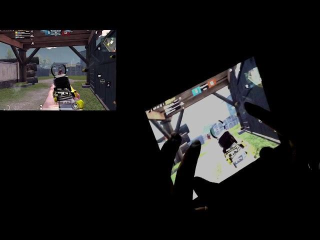【PUBG mobile】5finger with Gyro HANDCAM | 5本指オールジャイロの手元動画!!【GTS】※Mildomにて配信中!!詳細は概要欄から↓↓