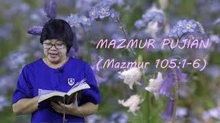 Ibadah Perseketuan Kaum Perempuan (PKP) - 22 Mei 2020