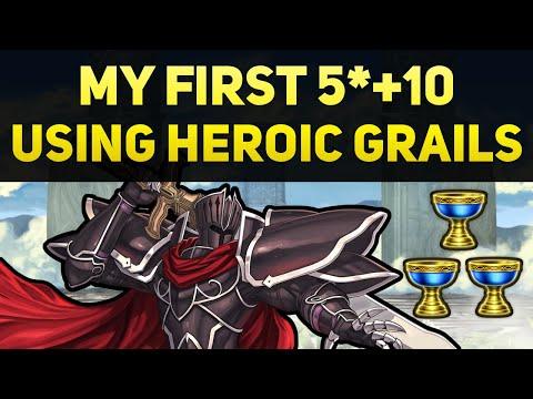 My 5*+10 Black Knight - Is BK Still The Best Free Reward Unit?
