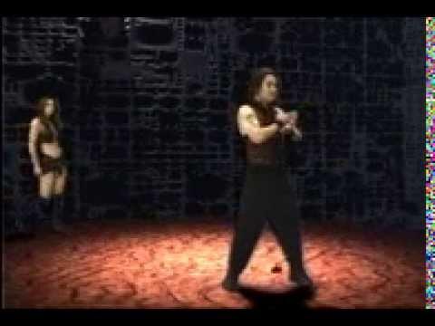 Federation of Martial Arts: Shang Tsung vs Siann - Round 1