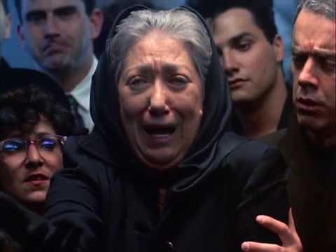 Howard's Mum Playing Filomena From The Movie 'My Blue Heaven'