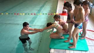 Leren zwemmen doe je natuurlijk in De Meerval