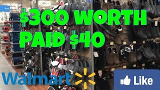 HOW TO SAVE huge amounts of money at WALMART