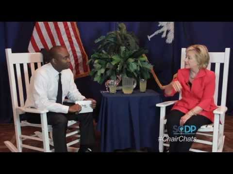 Chair Chats w/ Hillary Clinton