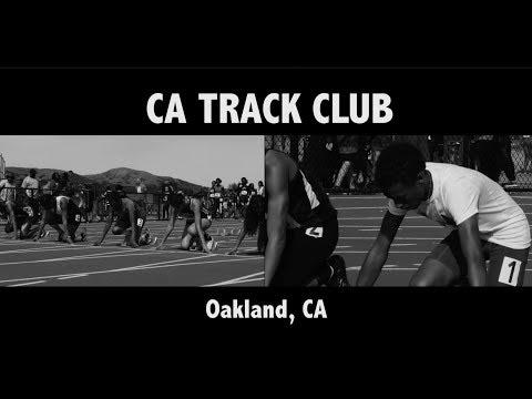 CA TRACK CLUB - OAKLAND, USA